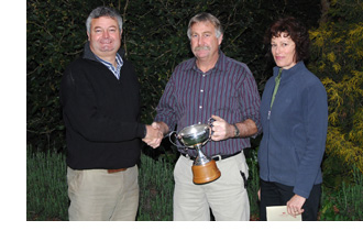 Luisetti Seeds Paddock of the Year Award