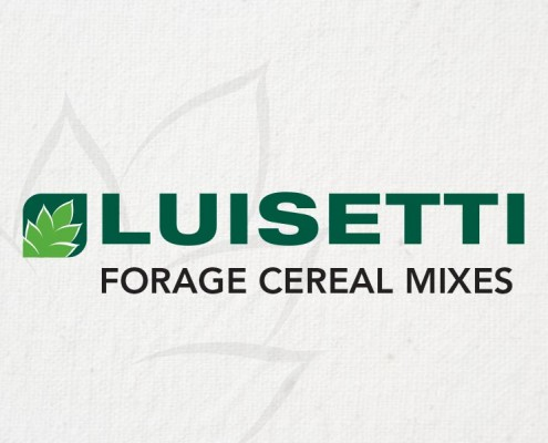 Luisetti Forage Crops - Forage-cereal-mixes